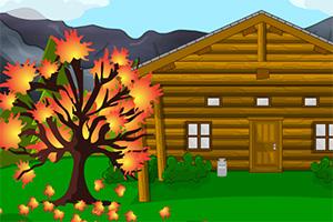 逃离秋季木屋