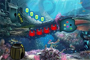 海底世界逃脱
