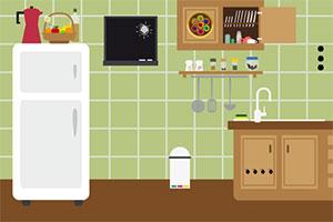 寻找厨房逃生门5