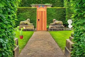 秘密花园乐趣逃脱