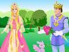 芭比公主换衣