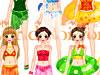 十个泳装美女