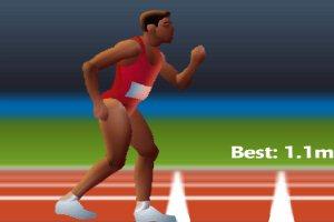 qwop百米赛跑