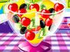 夏日水果沙拉