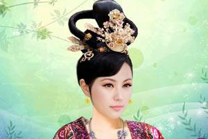 唐宫燕之刘心悠化妆