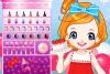 小公主生日快乐化妆版