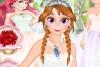 美丽的婚纱公主礼服