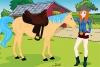 我和我的骏马