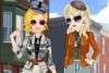 埃尔莎和芭比的军装