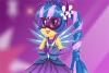水晶公主的装扮