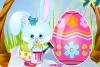 小兔和复活节彩蛋