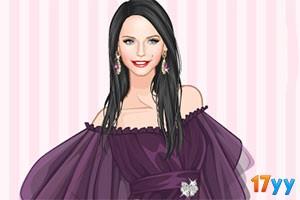 仙气的纱裙