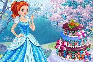 小公主的新年蛋糕
