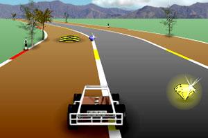 3D曲道赛车